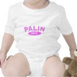 Palin Pink Arc 2012 Baby Bodysuits
