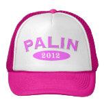 Palin Pink Arc 2012 Cap