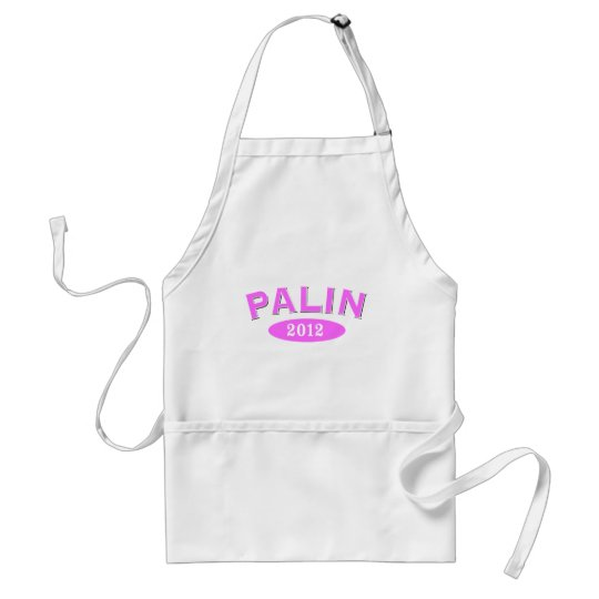 Palin Pink Arc 2012 Standard Apron