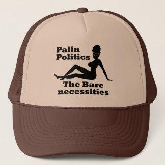 Palin Politics Trucker Hat