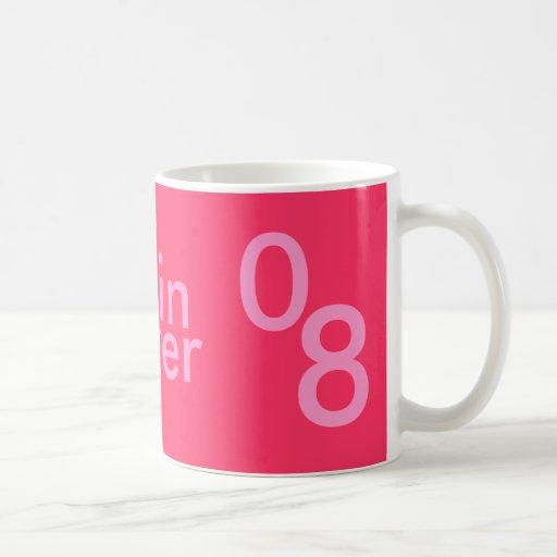 Palin Power 08! Coffee Mugs
