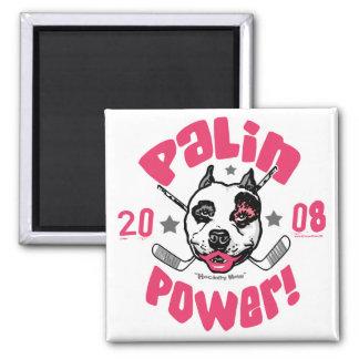 Palin Power 2008 Magnet