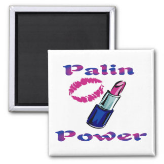Palin Power Lipstick Magnet