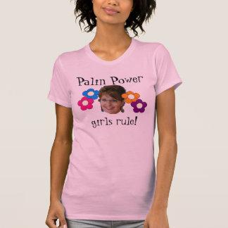 palin power w/ flowers T-Shirt