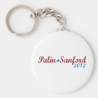 palin sanford 2012 keychain