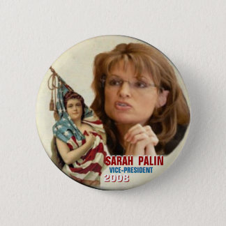 Palin Vice-President Button