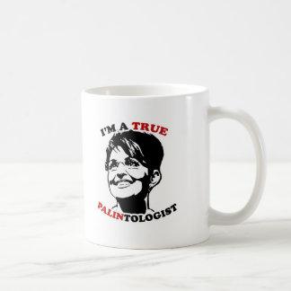 PALINtologist Coffee Mugs