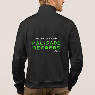 PALISADE RECORDS jacket