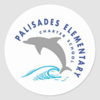 Palisades Elementary Charter School Stickers