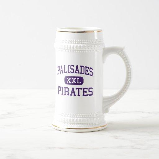 Palisades - Pirates - High - Kintnersville Coffee Mugs