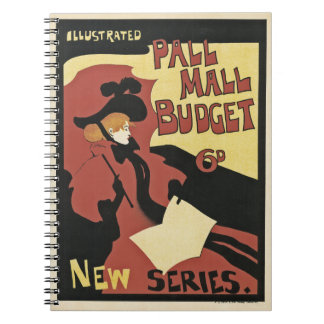 Pall Mall note book