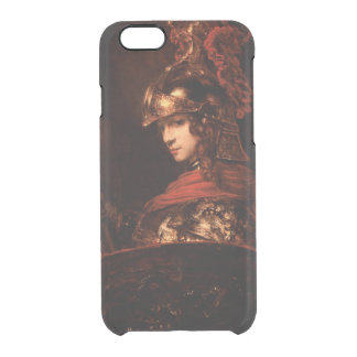 Pallas Athena or, Armoured Figure, 1664-65 Clear iPhone 6/6S Case