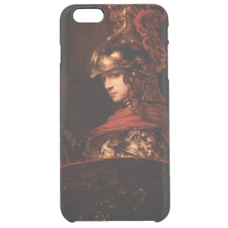 Pallas Athena or, Armoured Figure, 1664-65 Clear iPhone 6 Plus Case