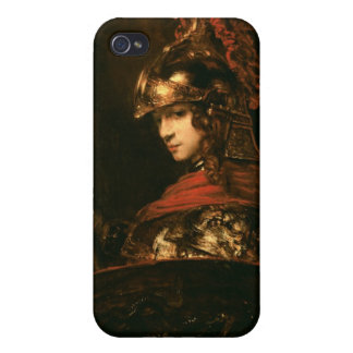 Pallas Athena or, Armoured Figure, 1664-65 iPhone 4/4S Case