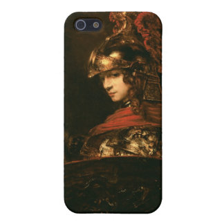Pallas Athena or, Armoured Figure, 1664-65 iPhone 5 Case