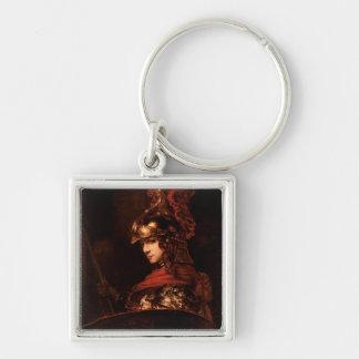 Pallas Athena or, Armoured Figure, 1664-65 Key Ring