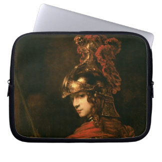 Pallas Athena or, Armoured Figure, 1664-65 Laptop Sleeves