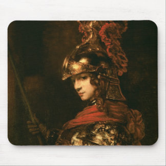 Pallas Athena or, Armoured Figure, 1664-65 Mouse Mat