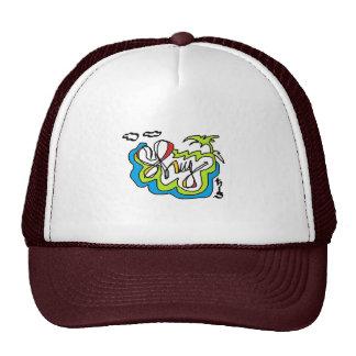Palm 3 hats