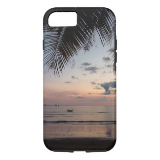 Palm and Beach iPhone 7 Tough Case