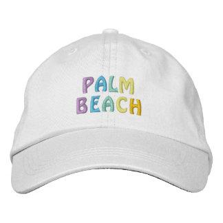 PALM BEACH cap Baseball Cap