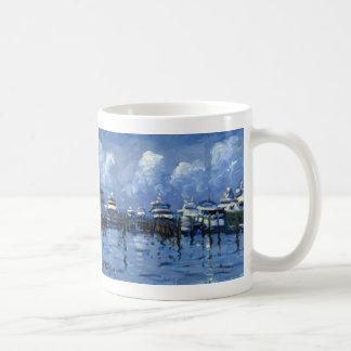 Palm Beach City Docks mug