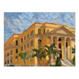 Palm Beach Courthouse postcard