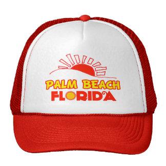 Palm Beach, Florida Trucker Hat