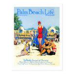 Palm Beach Life #13 postcard