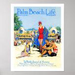 Palm Beach Life #13 print