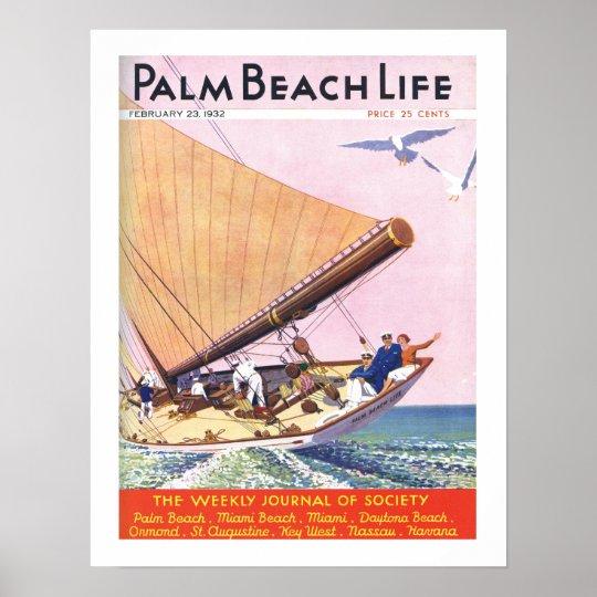 Palm Beach Life #15 print