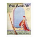 Palm Beach Life #18 postcard