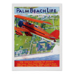 Palm Beach Life #1 print