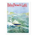 Palm Beach Life #2 postcard