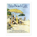 Palm Beach Life #3 postcard