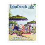 Palm Beach Life #9 postcard