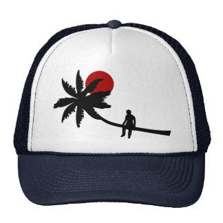 Palm Boy Sun Trucker Hats