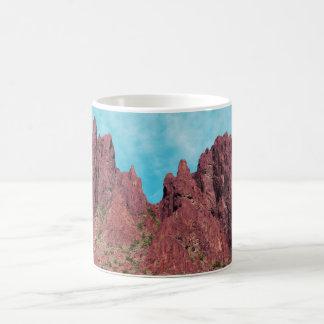 Palm Canyon Arizona Coffee Mug