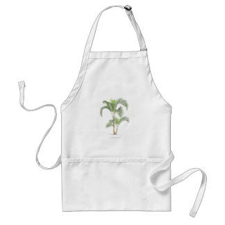 Palm collection - Drawing II Apron