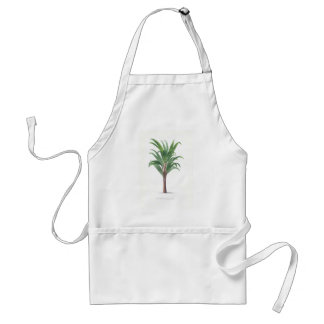 Palm collection - Drawing III Adult Apron