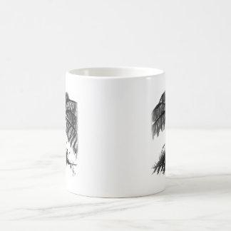 Palm Dark Mug