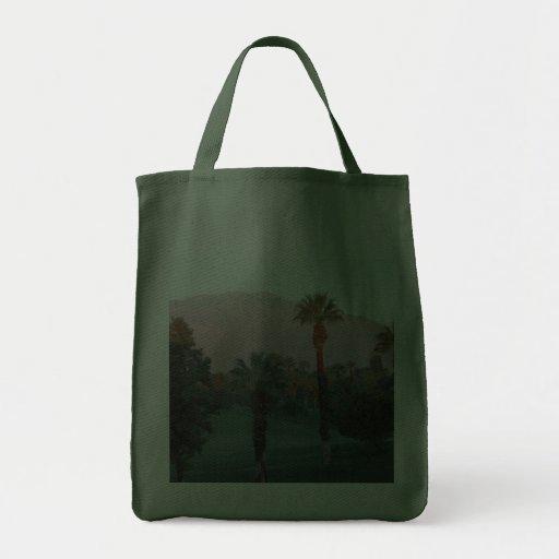 Palm Desert at Sunset Bag
