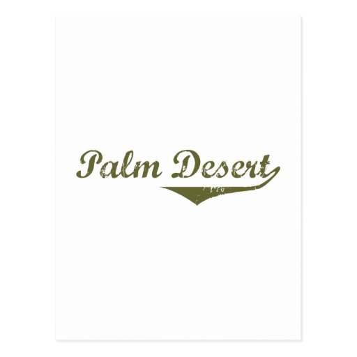 Palm Desert  Revolution t shirts Post Cards