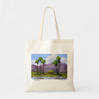 Palm Desert Tote Bag