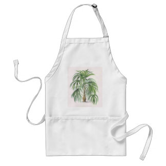 Palm drawings Collection Apron