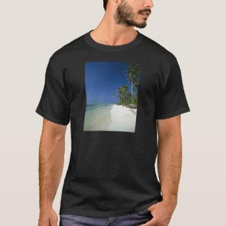 Palm Fringed Beach T-Shirt