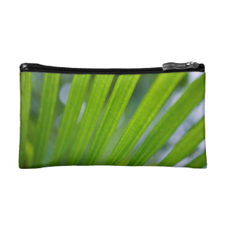 Palm Frond Accessory Bag