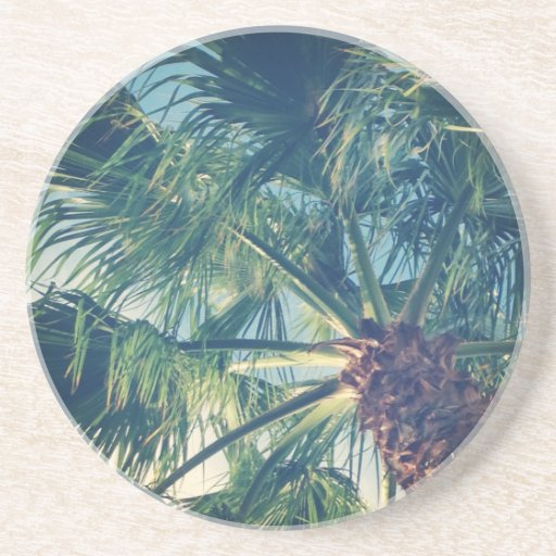 Palm Fronds Coasters