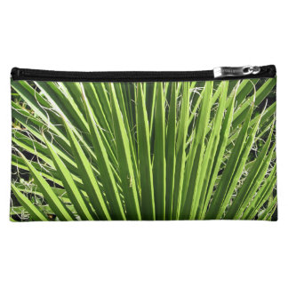 Palm Fronds Makeup Bags