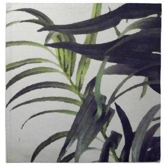 Palm Fronds Napkins